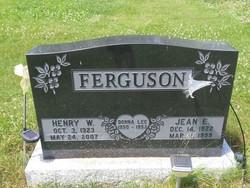 Henry William Ferguson
