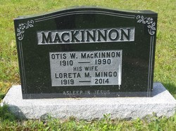 Otis Wilfred MacKinnon
