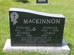 H Sterling MacKinnon