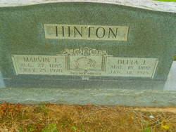 Delta J. <I>Wells</I> Hinton