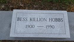 Bess <I>Killion</I> Hobbs