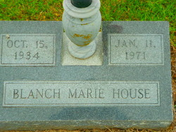Blanch Marie House