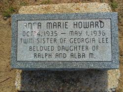 Anna Marie Howard