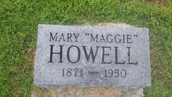 """Mary """"Maggie"""" Howell"""