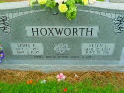 Lewis E. Hoxworth