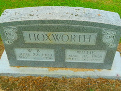 W. B. Hoxworth