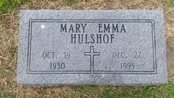 Mary Emma Hulshof