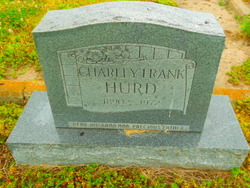 Charley Frank Hurd