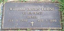 William Logan Boone