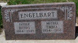 Emma <I>Albrecht</I> Engelbart