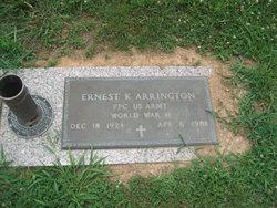 Ernest K. Arrington