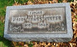 Harry James Keefer