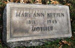 Mary Ann Ketjen