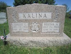 Bertha Naomi <I>Kaufman</I> Kalina