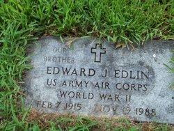 Edward J. Edlin