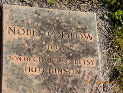 Noble Onslow Hutchinson