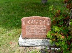 Florence Ethel <I>Robinson</I> Dearing