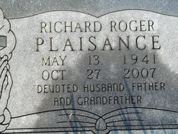 Richard Roger Plaisance