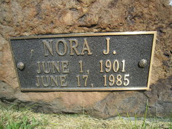 Nora June <I>Blough</I> Yoder