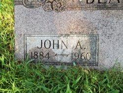 John A. Blandford