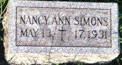Nancy Lee Simons