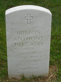 Burton Anthony Delgado