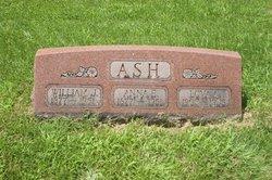 Anna Elizabeth <I>Flora</I> Ash