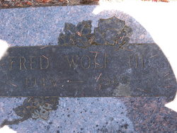 Fred Wolf, III