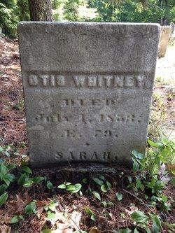 Otis Whitney