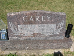 Winifred L. <I>Dossett</I> Carey