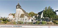 Malleville-les-Gres Churchyard