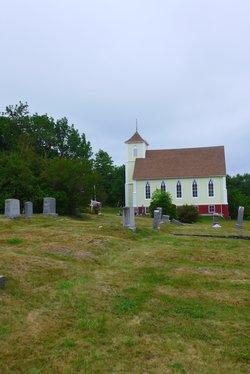 United Church of Canada Graveyard