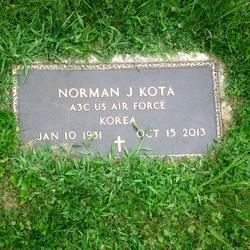 Norman J. Kota