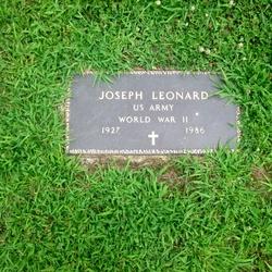 Joseph Leonard