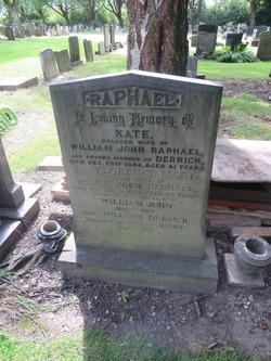 William John Raphael