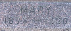 Mary <I>Moeller</I> Gehrke