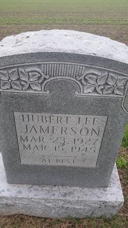Hubert Lee Jamerson