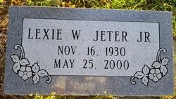 Lexie W. Jeter, Jr.