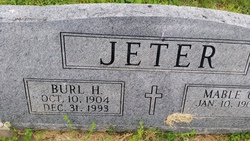 Burl H. Jeter