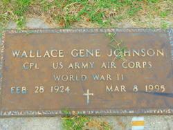 Wallace Gene Johnson