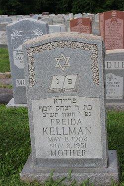 Frieda Kellman