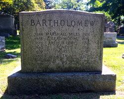 Pvt Marshall Miles Bartholomew