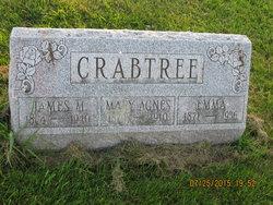 Mary Agnes <I>Younkin</I> Crabtree