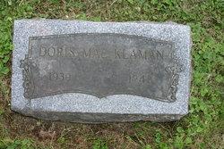 Doris Mae Klaman