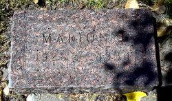 Marion J. Potts