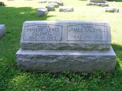 Phoebe <I>Lewis</I> Caldwell