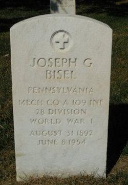 Joseph C Bisel