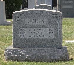 William Francis Jones