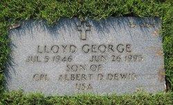 Lloyd George Dewis