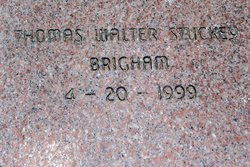 Thomas Walter Stuckey Brigham